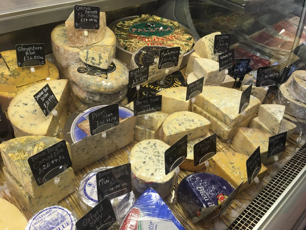 soft cheese shop pangbourne