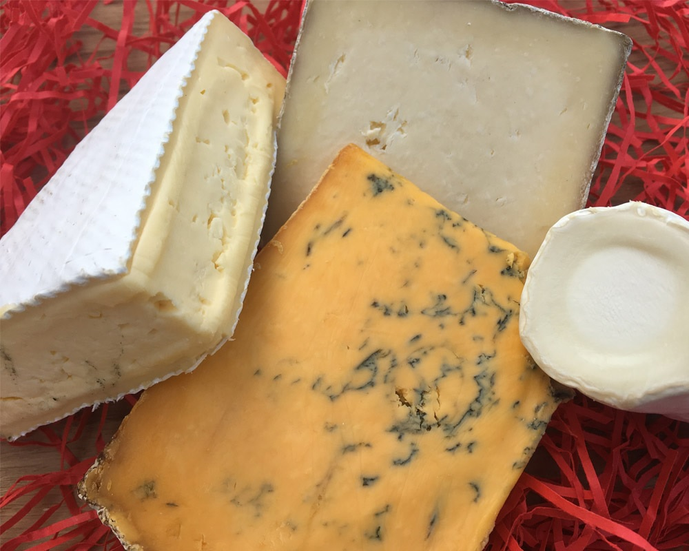 £25 Monthly Cheese Subscription