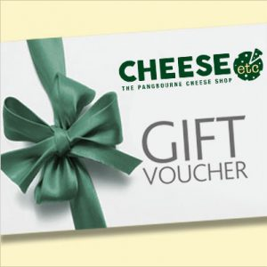 cheese gift voucher