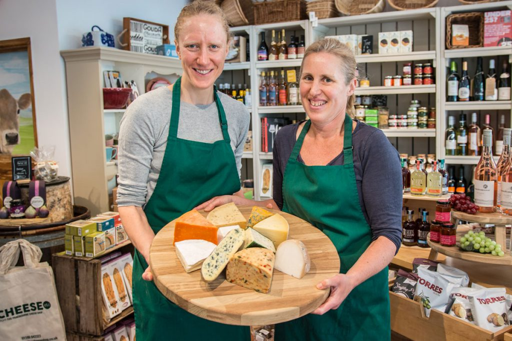 cheese suppliers pangbourne
