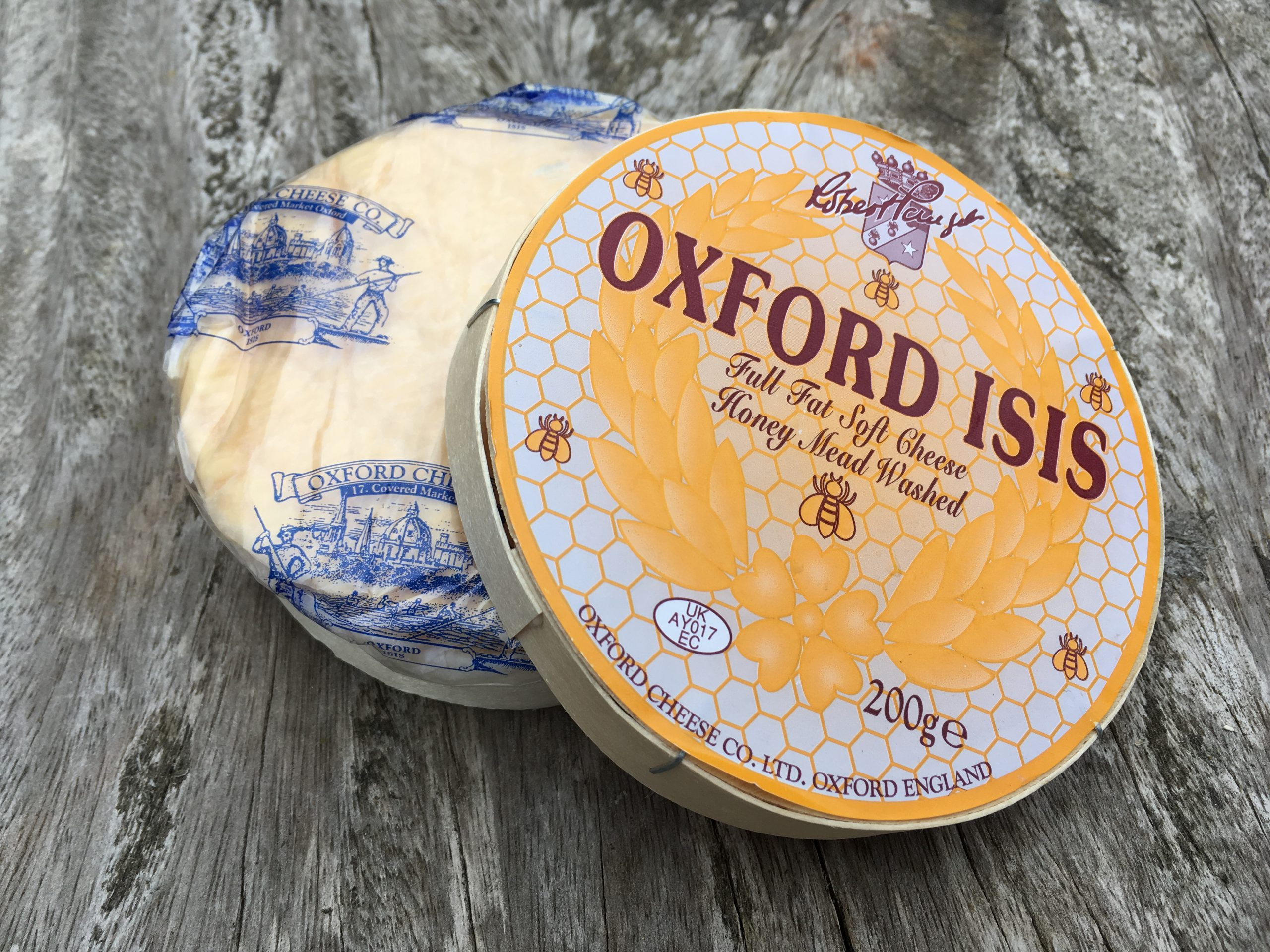 Oxford Isis Cheese