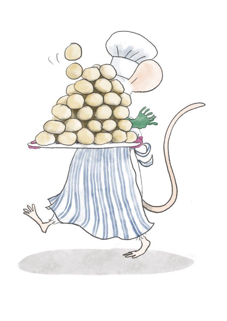 Appleby's Cheshire Cheese Buns Recipe