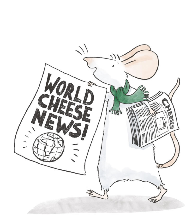 World Cheese News