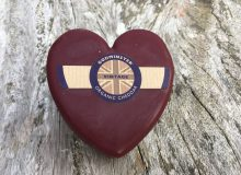 Godminster Heart Cheddar Cheese